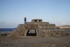 Posta de Sol a Punta Nati 27.09.2014